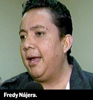 Fredy Najera