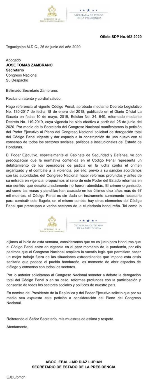 La nota de Ebal Díaz