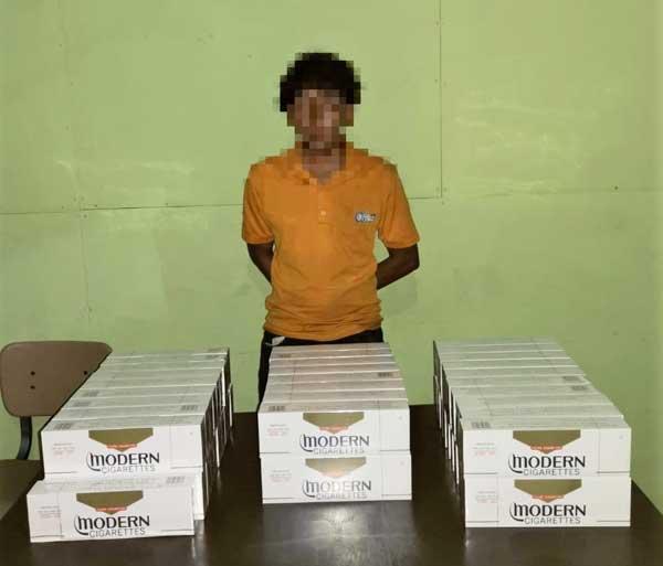 cigarros ilegales
