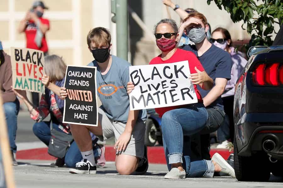 protesta black live matter