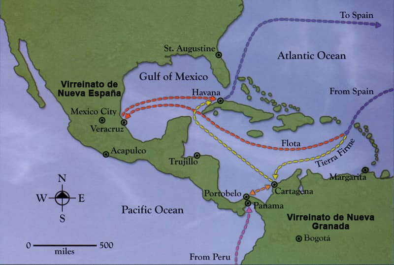 4 FOTO TESOROS Mapa rutas 2
