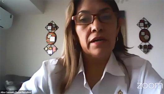 Alba Consuelo Flores PD HN