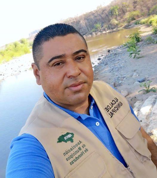 alcalde de Aramecina Valle Jared Maldonado
