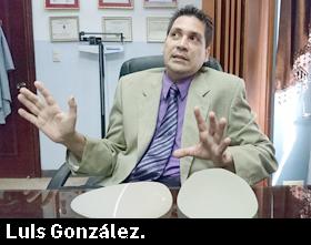 Cirujano Luis González