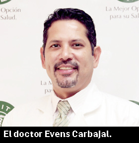 cirujano Evens Carbajal