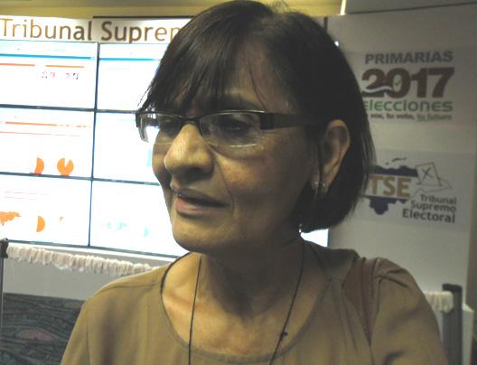 Linda Lizzie Rivera