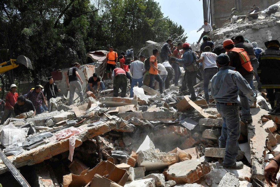 terremoto vinculado
