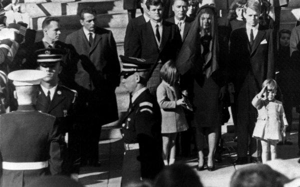 John Kennedy Jr efe