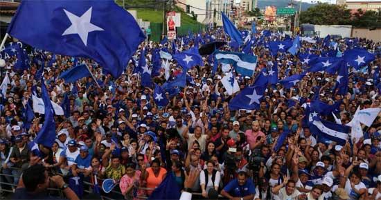 marcha nacionalista