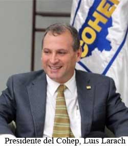 presidente cohep