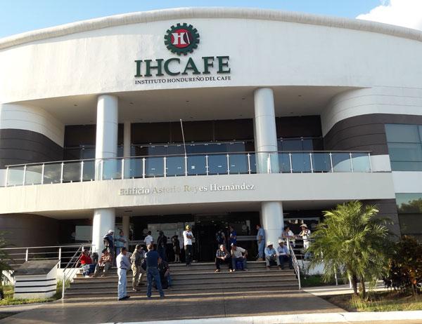 Edificio IHCAFE