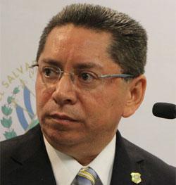 Fiscal gral Douglas Melendez