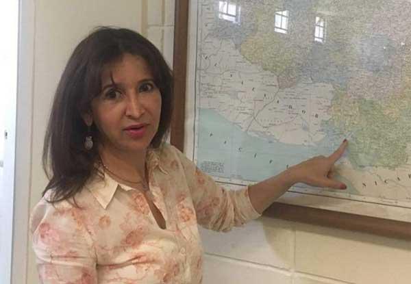 Aleyda Mendoza