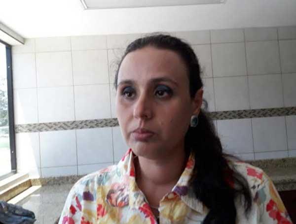 Arquitecta Samia Hilsaca