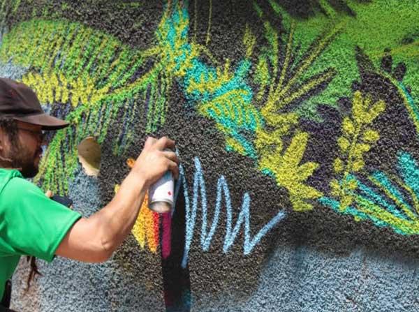 Graffiti Kennedy