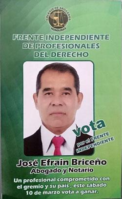 Jose efrain Briceño