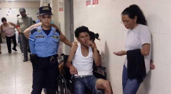 Detenido menor 12 años