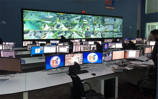 Sistema de vigilancia 911 1