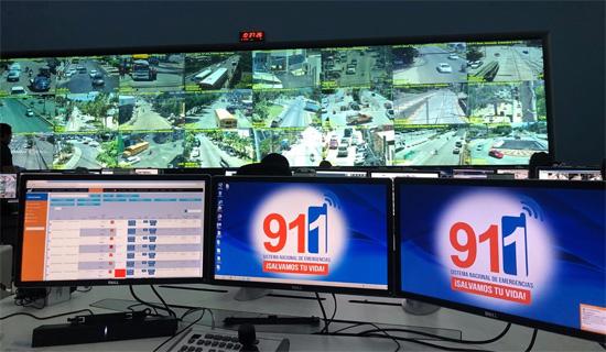 Sistema de vigilancia 911