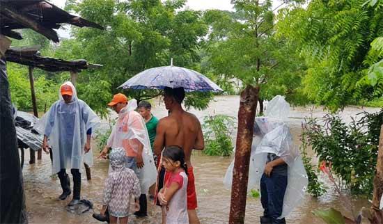 Inundaciones tegucigalpa