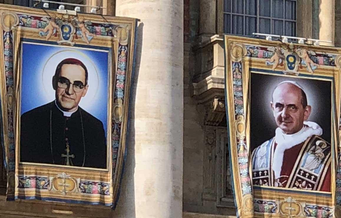 Monseñor papa