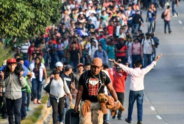 exodo migrantes