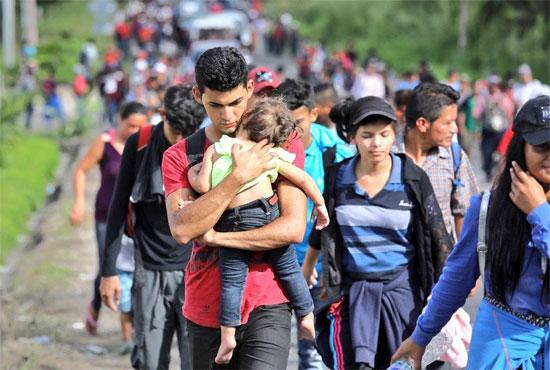 migra niños