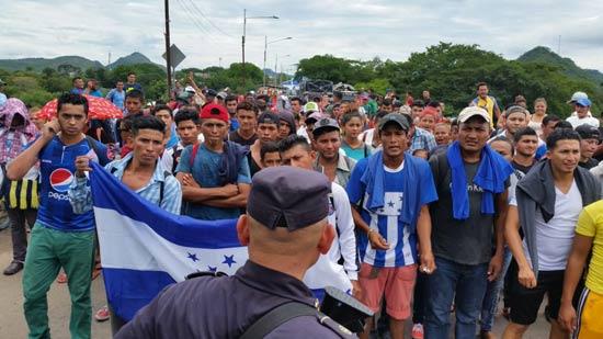 nueva caravana hacia Guatemala