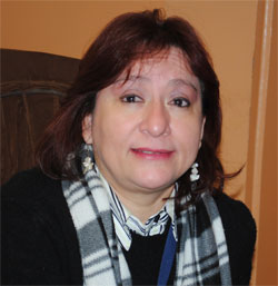 Thelma Mejía Periodista