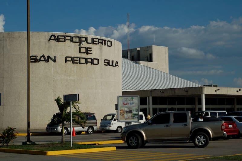aeropuerto san pedro sula