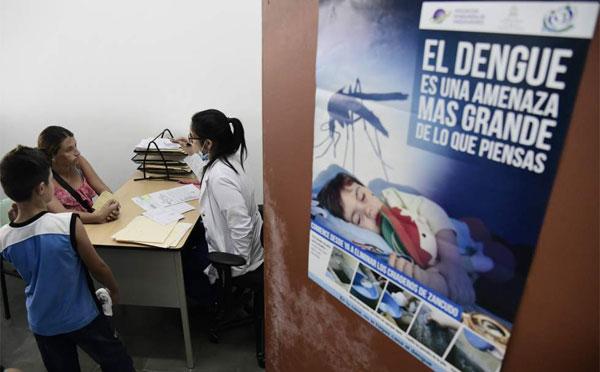 dengue campaña