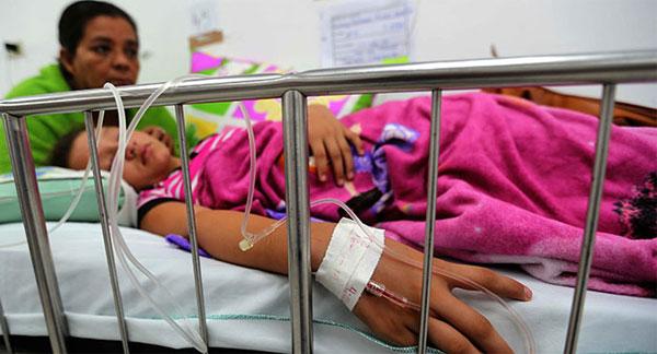 menor dengue