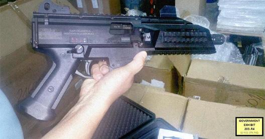 Arma JOH Tony