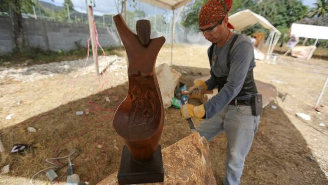 Catorce II Simposio Internacional Escultura