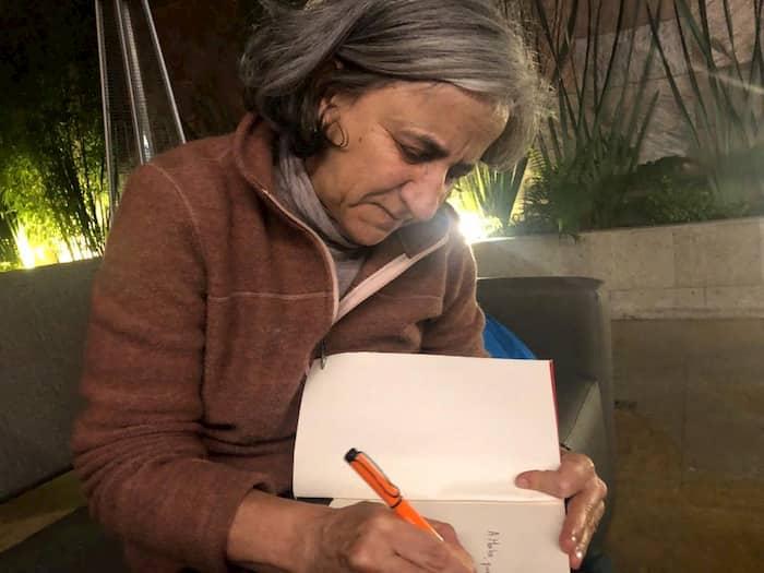 Periodista Marisol Cano 1