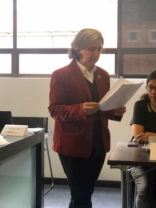Periodista Marisol Cano 7