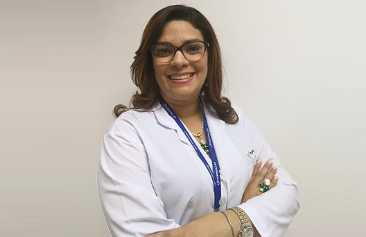 Doctora alejandra Andino