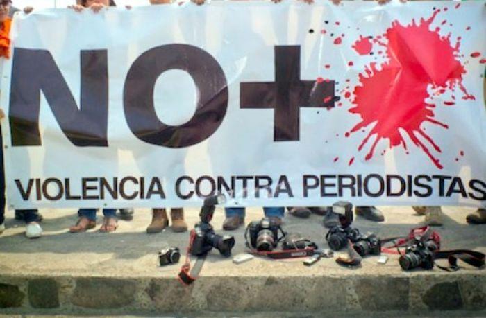 Asesinato periodistas