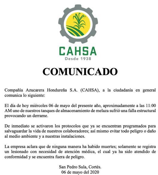 CAHSa