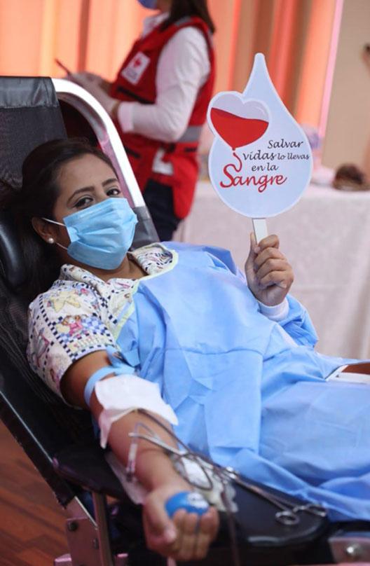 donacion de sangre CR