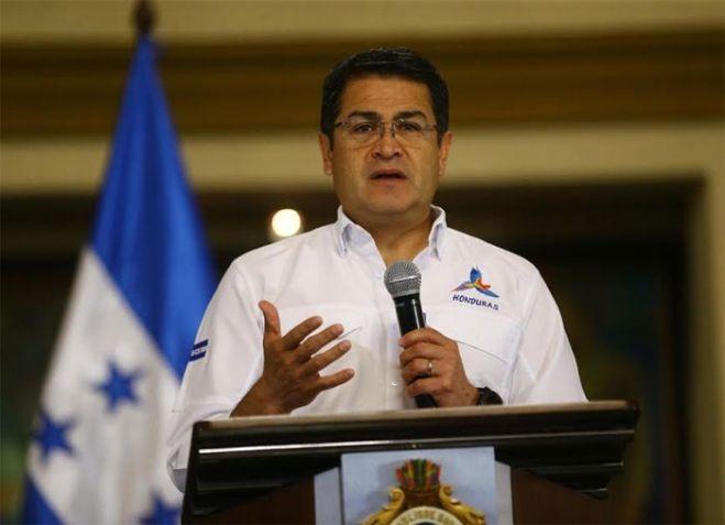 Credibilidad de policía hondureña, nadie la tiene en la región: JOH