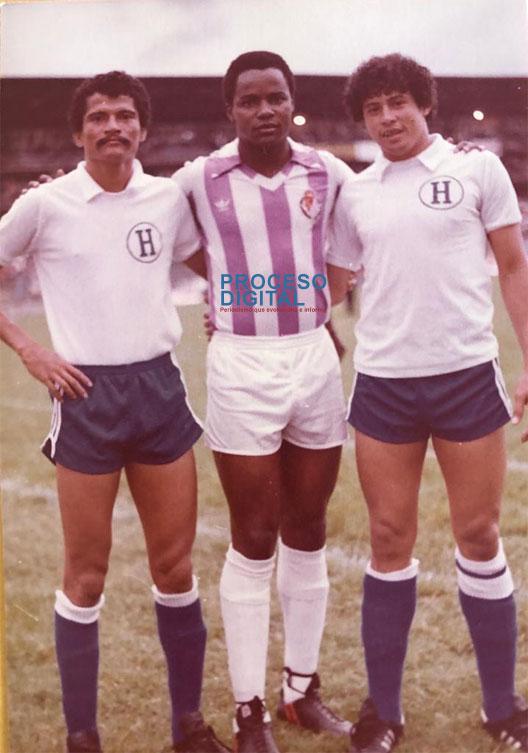 Honduras España 1982 3