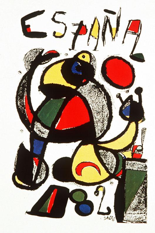 logo espana 1982 PD