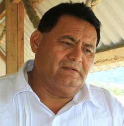 Alcalde de Omoa