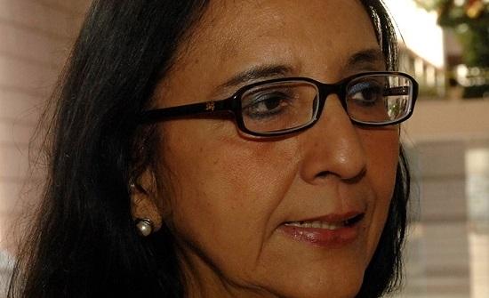 Expresidenta del Colegio Hondureño de Economistas (CHE), Liliana Castillo.