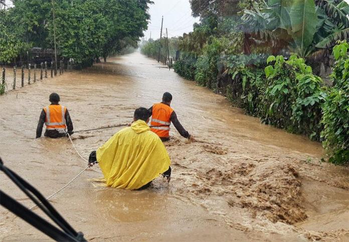 Al menos cuatro personas mueren en Guatemala por la depresión tropical Eta   Proceso Digital
