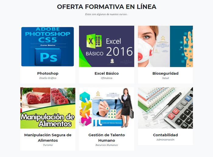 Infop Amplia Oferta Academica Para 2021 Proceso Digital