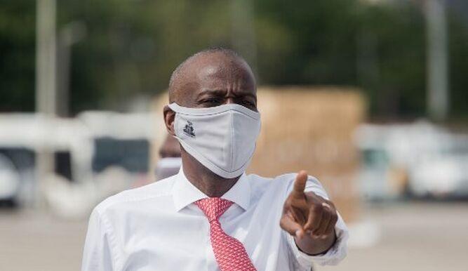Resultado de imagen para Moise denuncia un golpe de Estado y se mantiene en el poder en Haití