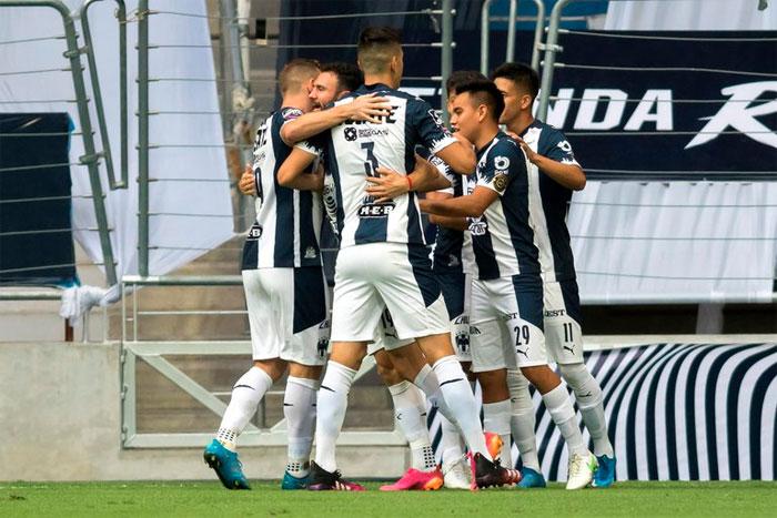 3-0. El argentino Meza lidera pase del Monterrey a la semifinal de Concacaf