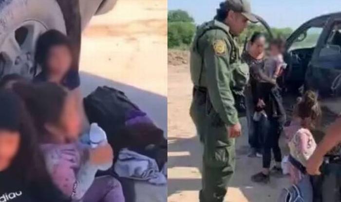 Rescatan a 5 niñas migrantes, entre ellas una bebé, abandonadas en Texas |  Proceso Digital